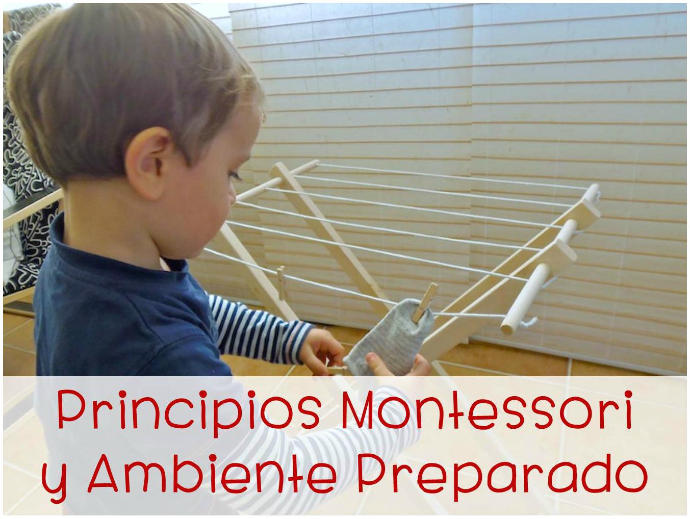 Curso online Principios Montessori y Ambiente Preparado
